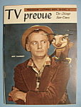 Click here to enlarge image and see more about item 6663: TV Prevue - Nov 30-Dec 6, 1958 - Art Carney