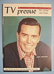 Click here to enlarge image and see more about item 6675: TV Prevue - Dec 8-14, 1957 - John Forsythe
