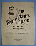 Click here to enlarge image and see more about item 6704: Sheet Music For 1897 More And More