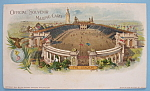 Click here to enlarge image and see more about item 6972: The Stadium Postcard (1901 Pan American Exposition)