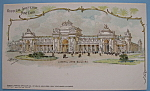 Click here to enlarge image and see more about item 6979: Liberal Arts Building (1905 Lewis & Clark Expo)