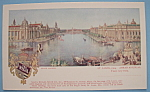 Click to view larger image of Grand Lagoon Postcard (1905 Lewis & Clark Expo) (Image1)