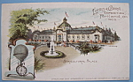 Click here to enlarge image and see more about item 6986: Agricultural Palace Postcard (1905 Lewis & Clark Expo)