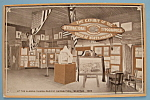 Click here to enlarge image and see more about item 6998: 1909 Alaska Yukon Pacific Expo Typographical Postcard