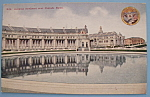 Click here to enlarge image and see more about item 6999: 1909 Alaska Yukon Pacific Exposition Postcard-Southeast