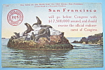 1915 Pan Pacific Exposition San Francisco Postcard