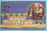Click here to enlarge image and see more about item 7007: 1915 Pan Pacific Exposition General Electric Postcard