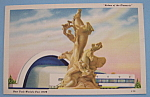 Riders Of The Element Postcard (New York World's Fair)