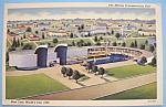 Click here to enlarge image and see more about item 7032: Marine Transportation Hall Postcard (New York Fair)