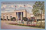 YMCA Building Postcard (1939 New York World's Fair)