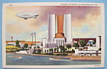 Federal Building Postcard (1933 Century Of Progress)