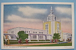 Click to view larger image of 1933 Century Of Progress Ill. Host Building Postcard (Image1)