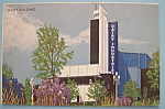 Dairy Building Postcard (Chicago World's Fair)