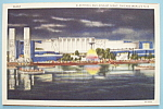 Postcard of Electrical Building By Night (Chicago Fair)