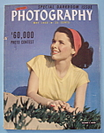 Click here to enlarge image and see more about item 7187: Popular Photography Magazine - May 1948