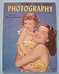 Click here to enlarge image and see more about item 7188: Popular Photography Magazine - June 1948