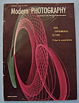 Click here to enlarge image and see more about item 7195: Modern Photography Magazine - November 1949