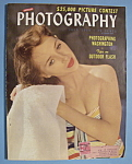 Click here to enlarge image and see more about item 7205: Popular Photography Magazine - July 1950