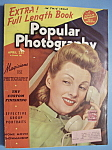 Popular Photography Magazine - April 1941
