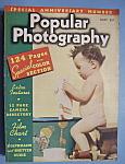 Popular Photography Magazine - May 1938