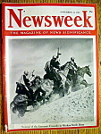 Newsweek Magazine-November 15, 1943-Scourge Of Germans