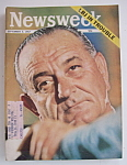 Click here to enlarge image and see more about item 7286: Newsweek Magazine - September 4, 1967