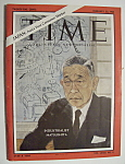 Click here to enlarge image and see more about item 7300: Time Magazine - February 23, 1962