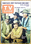 TV Guide-August 15-21, 1964-Wagon Train