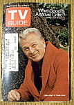 TV Guide - August 29-September 4, 1970 - Eddie Albert