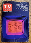 TV Guide - December 22-28, 1973 - World On Television