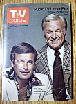 TV Guide - December 13-19, 1975 - R. Wagner & E. Albert