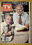 Click to view larger image of TV Guide - October 4-10, 1980 - Lou Grant (Image1)