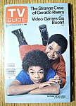 TV Guide -December 6-12, 1980- T. Bridges & G. Coleman