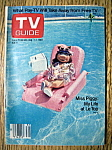TV Guide - August 1-7, 1981 - Miss Piggy