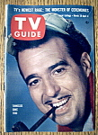 Click to view larger image of TV Guide - March 29-April 4, 1958 - Ernie Ford (Image1)