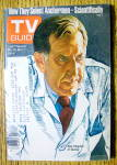 TV Guide-March 26-April 1, 1977-Jack Klugman as Quincy