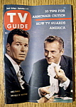 Click to view larger image of TV Guide - September 5-11, 1959 - Maverick (Image1)