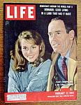 Click to view larger image of Life Magazine February 22, 1960  Jane & Henry Fonda (Image1)