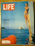 Click to view larger image of Life Magazine-July 9, 1965-Riviera Yachting (Image1)