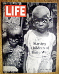 Life Magazine - July 12, 1968 - Starving Children