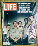 Click here to enlarge image and see more about item 7826: Life Magazine - June 26, 1970 - Americans In Prison