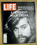 Click to view larger image of Life Magazine - May 28, 1971 - Jesus Christ Superstar (Image1)