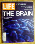Life Magazine-October 1, 1971-The Brain