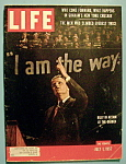 Click here to enlarge image and see more about item 7851: Life Magazine - July 1, 1957 - Billy Graham