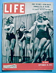 Click here to enlarge image and see more about item 7862: Life Magazine - September 29, 1952