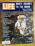 Click to view larger image of Life Magazine-April 27, 1962-Man's Journey To Moon (Image1)