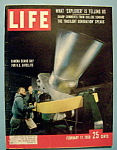 Click to view larger image of Life Magazine - February 17, 1958 - U.S. Satellite (Image1)