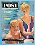 Click here to enlarge image and see more about item 7927: Saturday Evening Post Magazine  July 25- August 1, 1964
