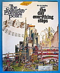 Click here to enlarge image and see more about item 7935: Saturday Evening Post Magazine - December 14, 1968