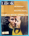 Click here to enlarge image and see more about item 7946: Look Magazine April 2, 1968